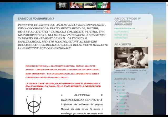 http://paoloferrarocdd.blogspot.com/2013/11/progetto-tavistock-20-analisi-delle.html